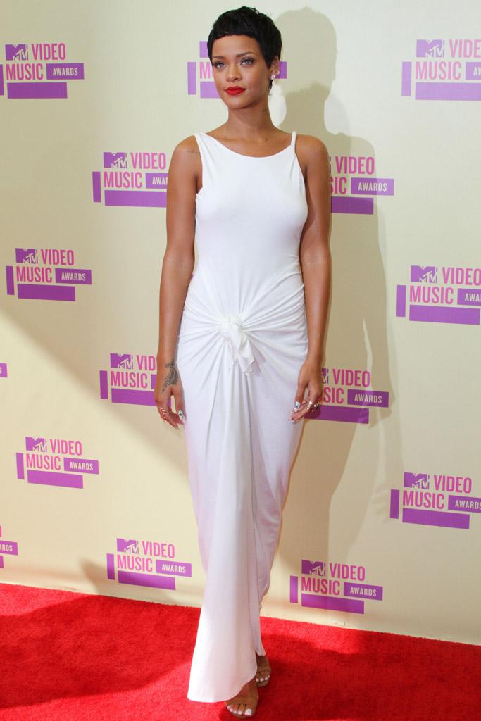 Rihanna MTV VMA 2012