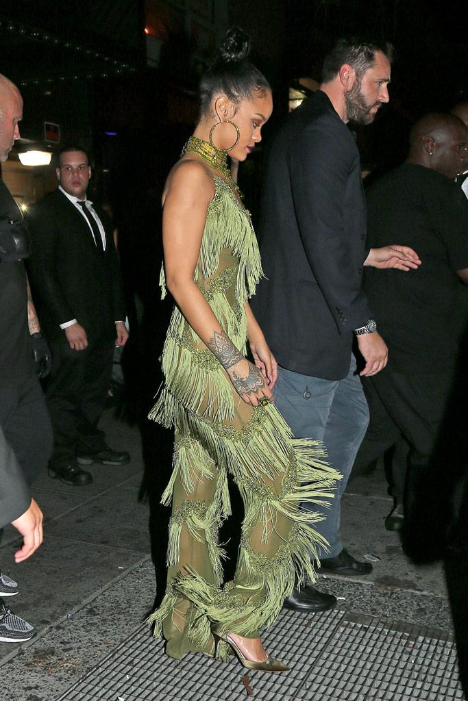 VMA After Party Rihanna
