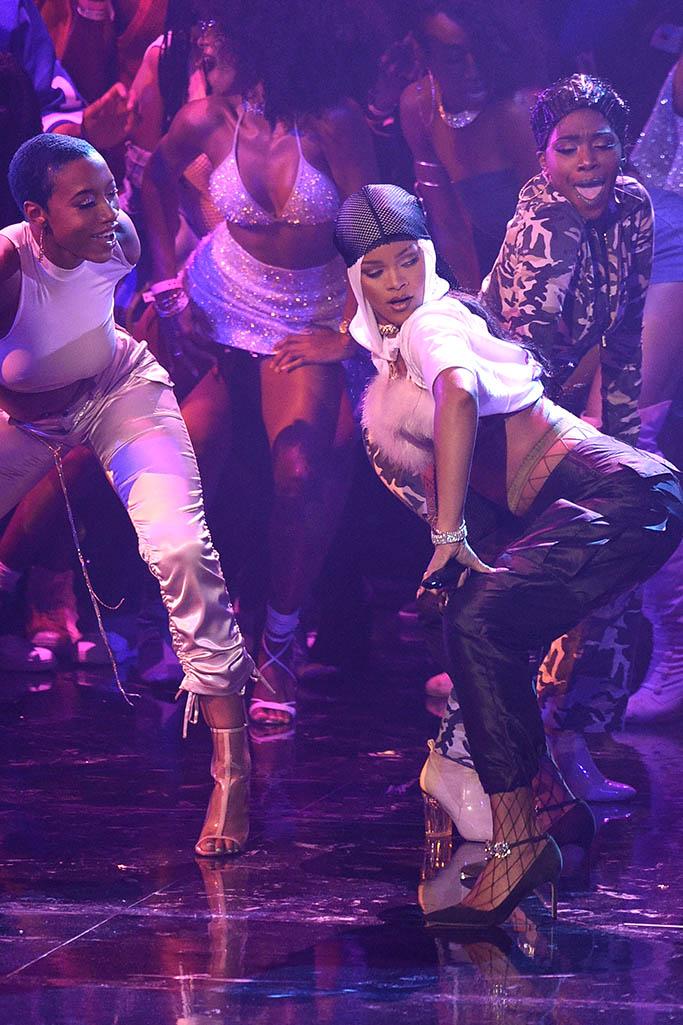 VMA2016 Rihanna