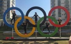 U.S. Women's Gymnastics Rio 2016