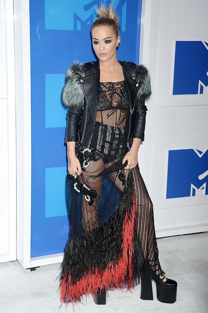 VMA 2016 Rita Ora