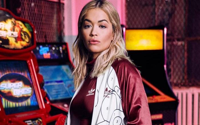 Rita Ora Adidas Originals Fall 2016