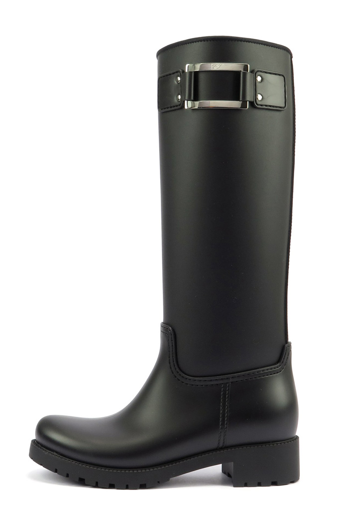 roger vivier rainboot