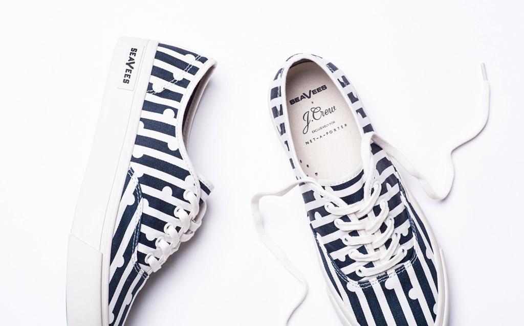 seavees jcrew sneakers