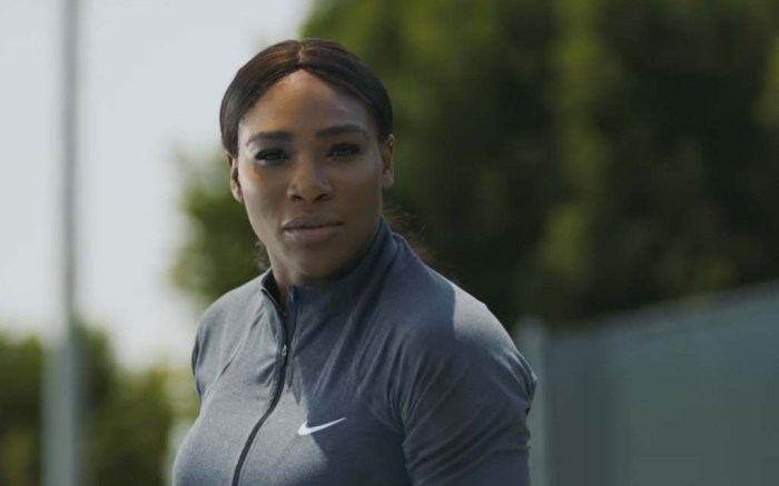 serena williams nike unlimited rio olympics 2016