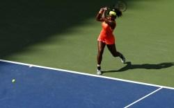 Serena Williams at the 2015 U.S.