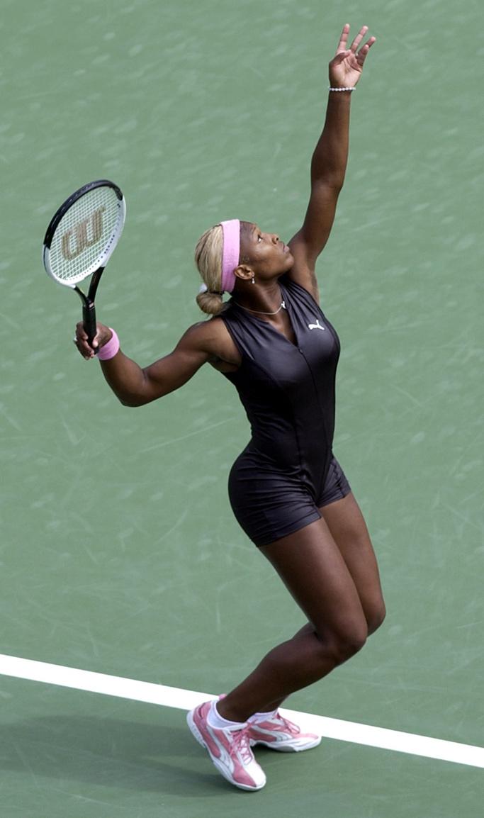 Serena Williams U.S. Open Shoes