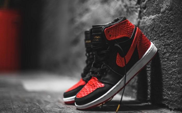 Shoe Surgeon Banned Air Jordan 1