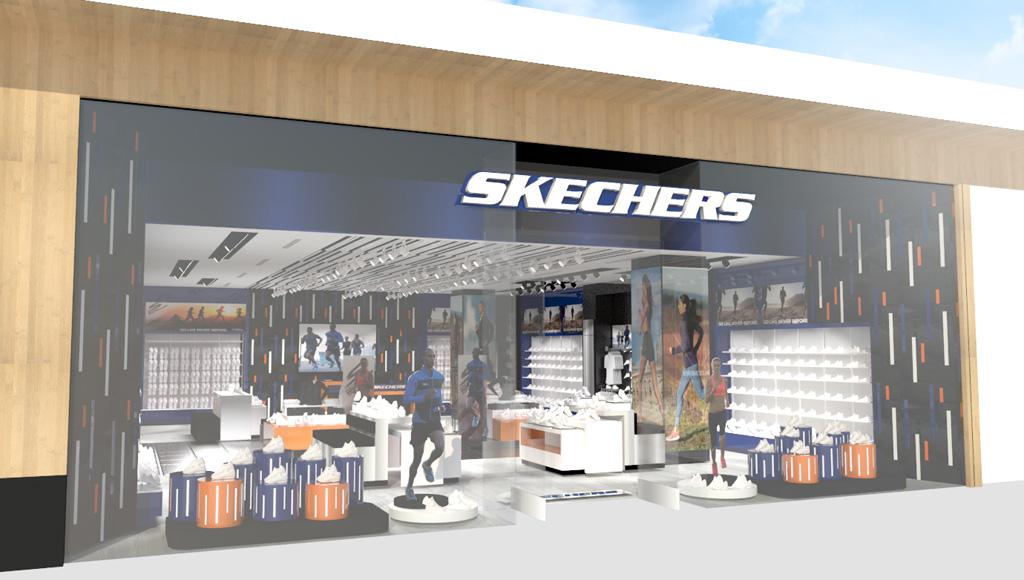 Skechers Westfield World Trade Center NYC