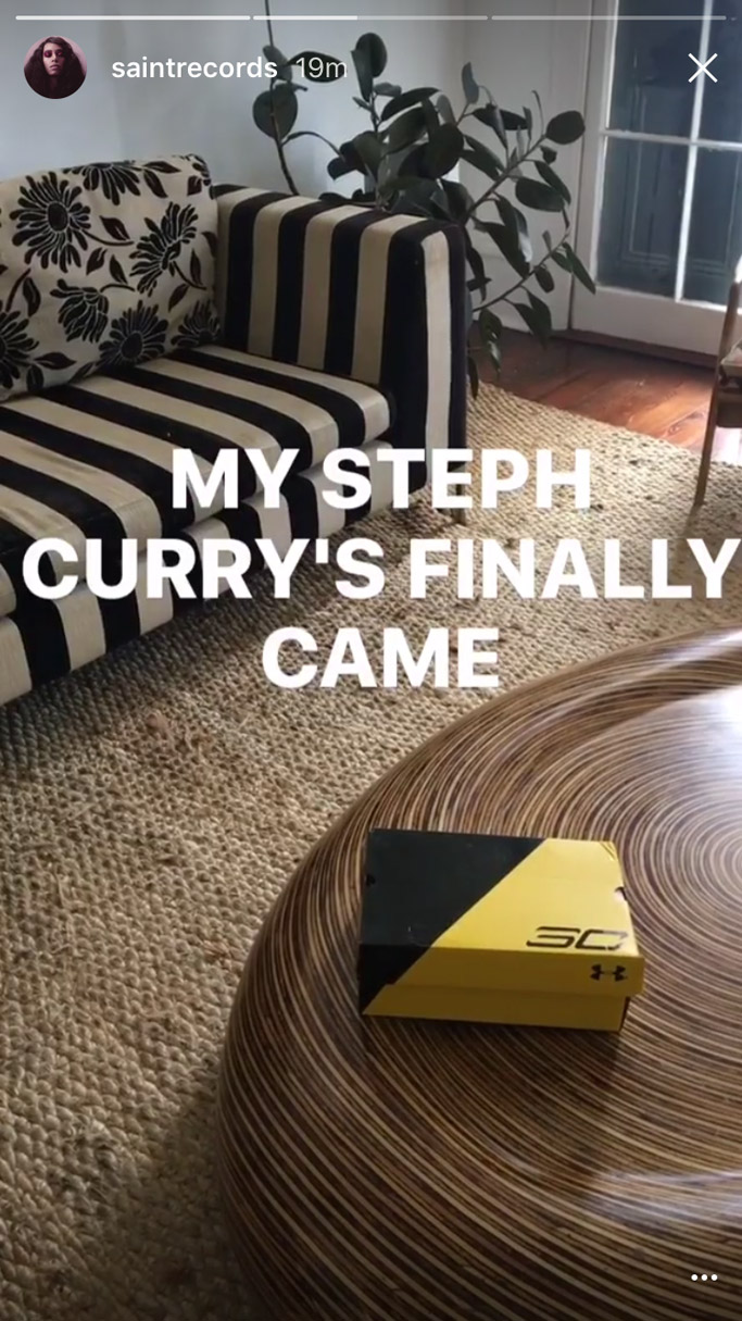 solange knowles stephen curry under armour low two chef shoes sneakers