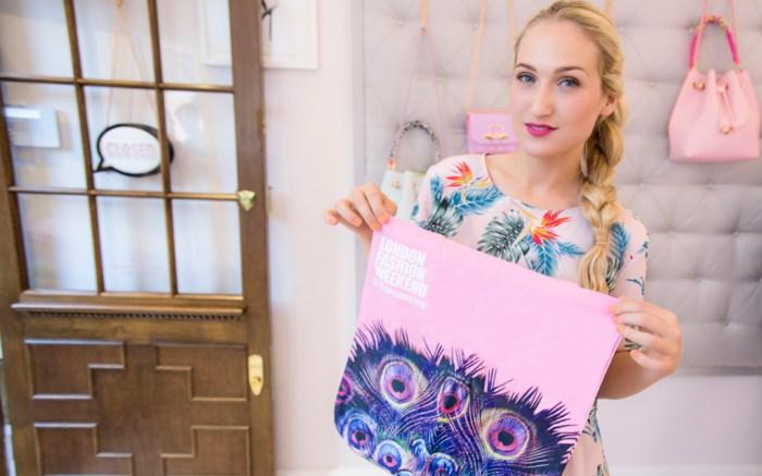 Sophia Webster London Fashion Weekend Tote Bag