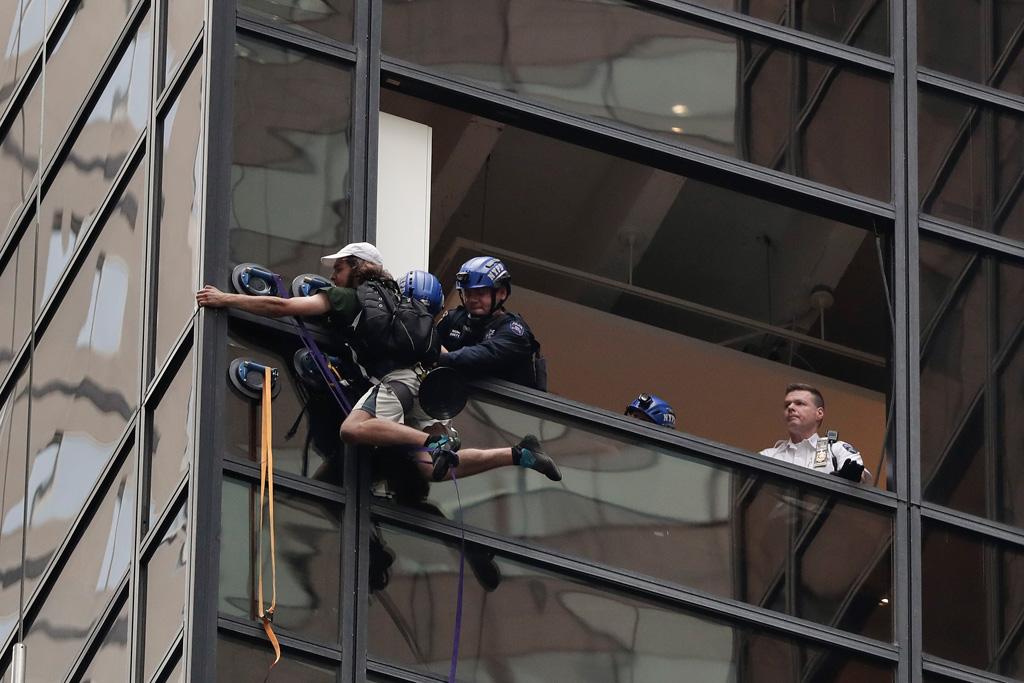 Trump Tower 510 Climber