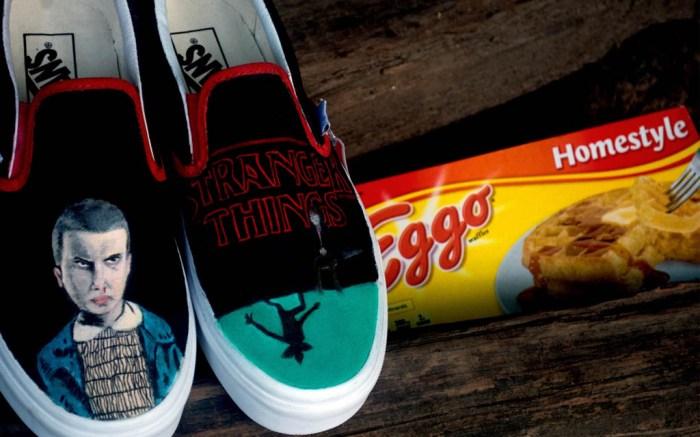 netflix stranger things vans sneakers
