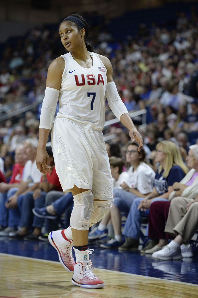 Maya Moore; USA Olympic Team