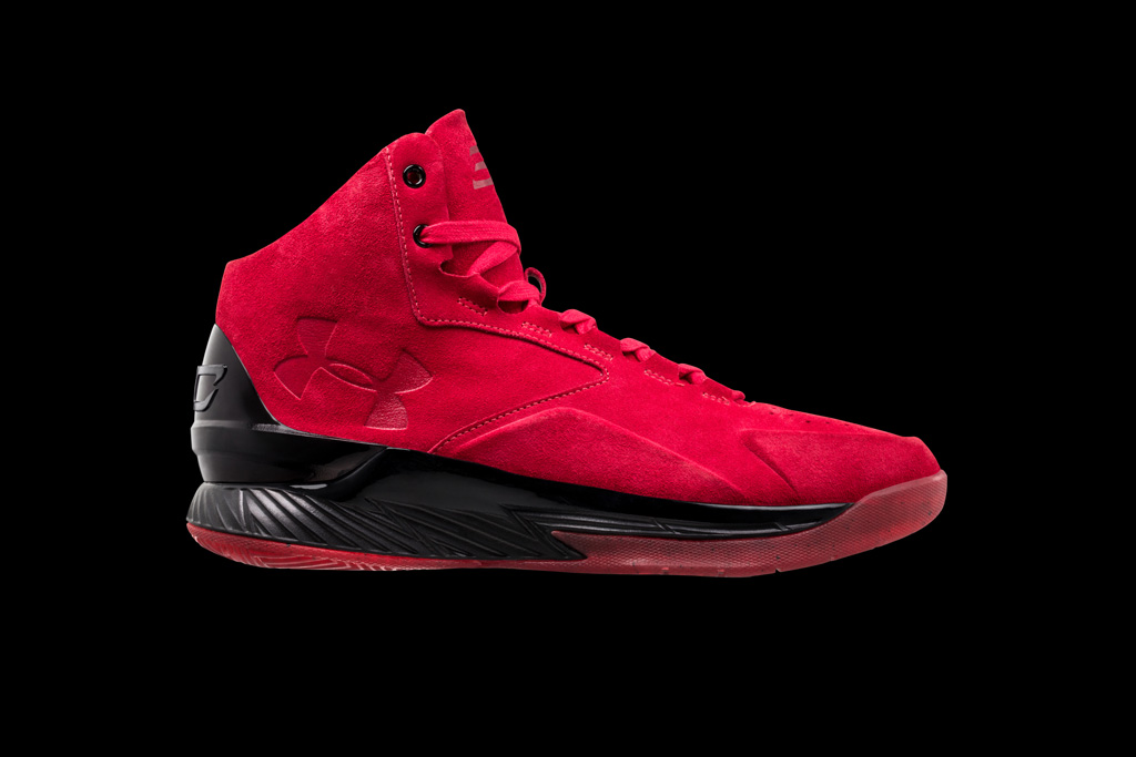 Under Armour Curry One Lux Mid