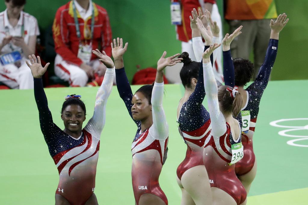 U.S. Gymnastics Under Armour