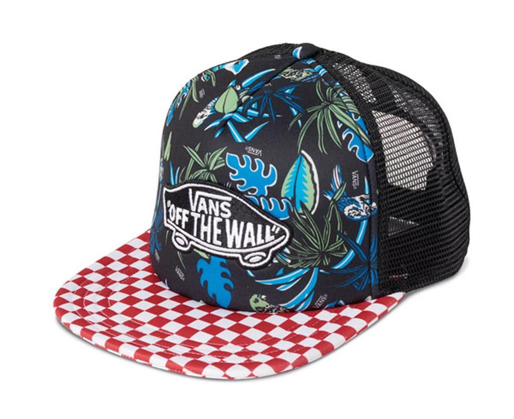 vans van doren approved sneakers hat