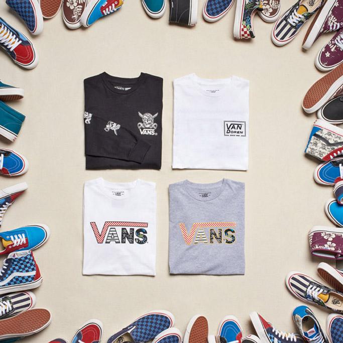 vans shirts