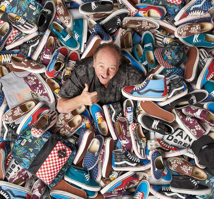 steve van doren paul vans approved collection