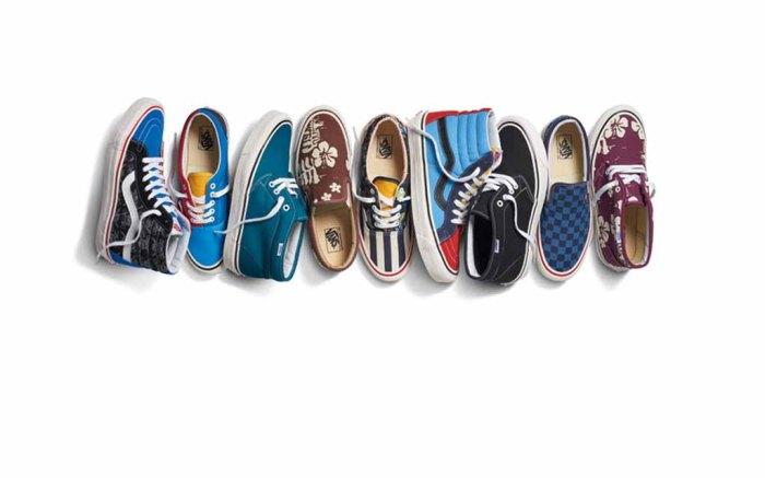 vans van doren approved sneakers