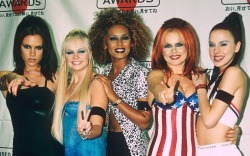 Spice Girls at the 1997 MTV