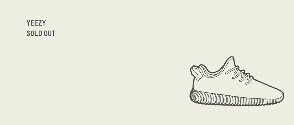 Yeezy Boost 350 Infant Toddler Sold Out