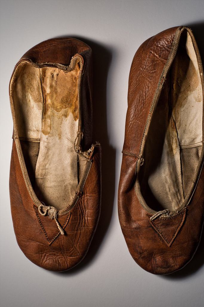 Dance Slippers From 1911