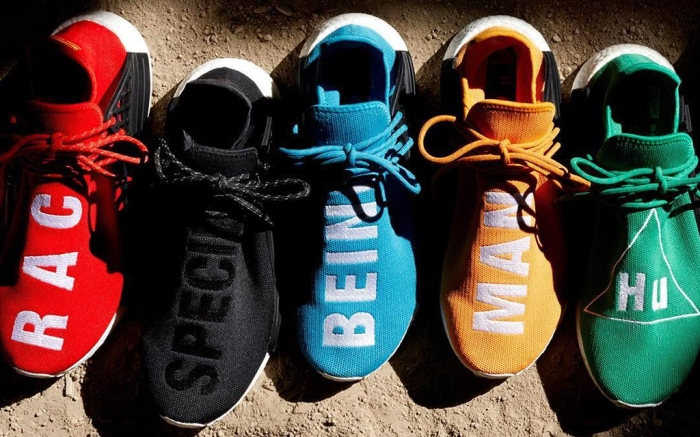 Pharrell Williams x Adidas Hu Race NMD Collection
