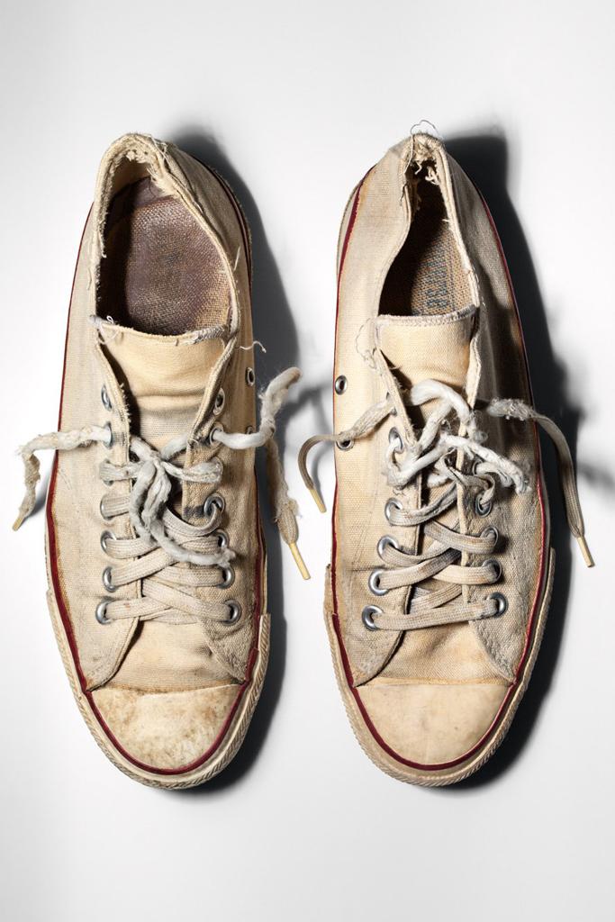 Gene Kelly's Converse Chuck Taylors