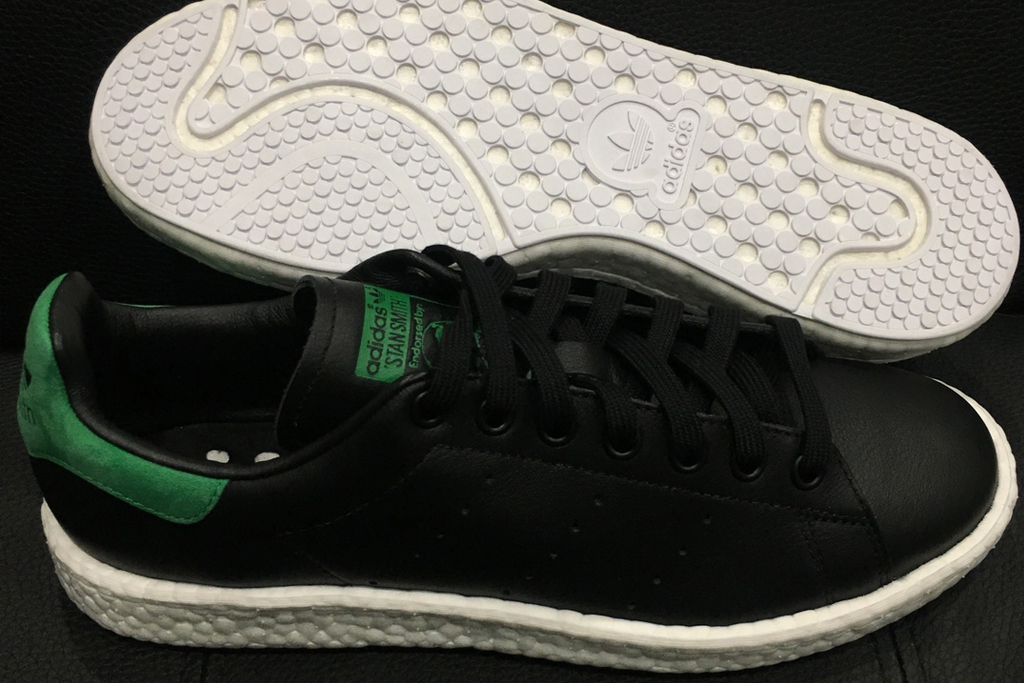 Adidas Stan Smith Boost Sample Spotted