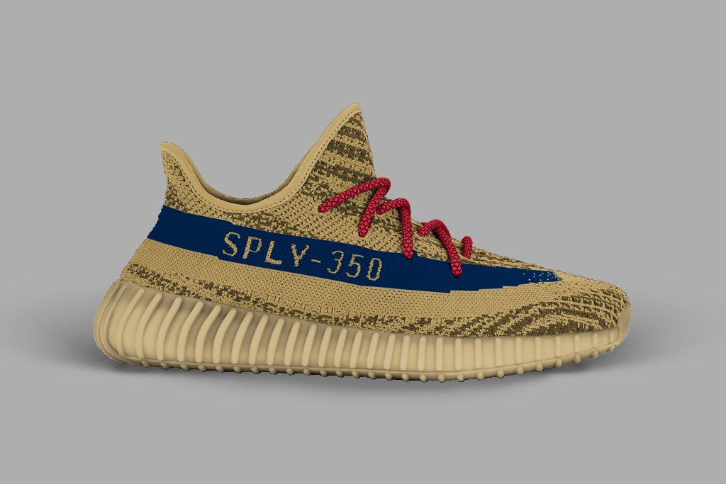 Adidas Yeezy Boost 350 V2 NBA Concept Colorway