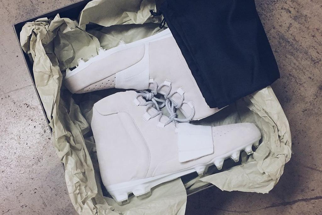 Adidas Yeezy Football Cleats