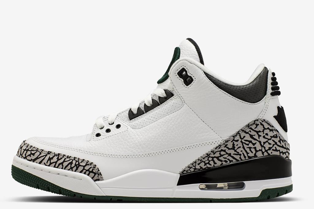 Air Jordan 3 Oregon