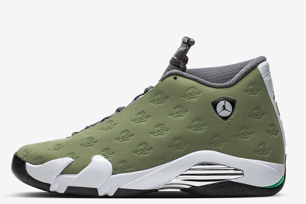 Air Jordan 14 Oregon