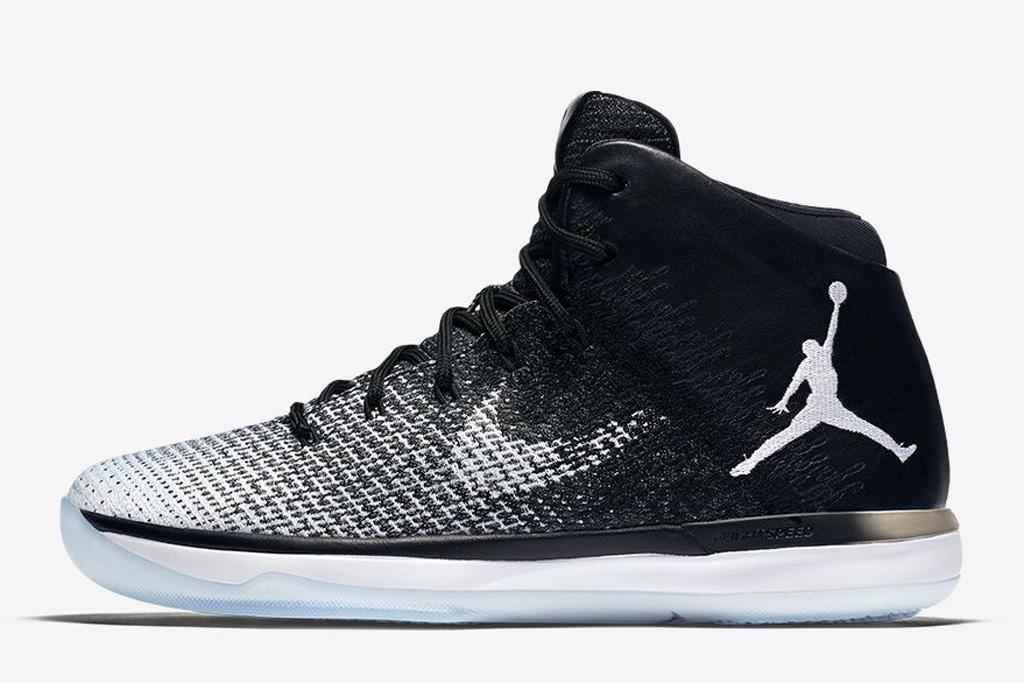 Air Jordan XXXI Fine Print