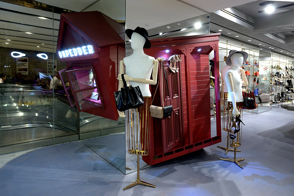 Alaia and On Pedder Pop-Up
