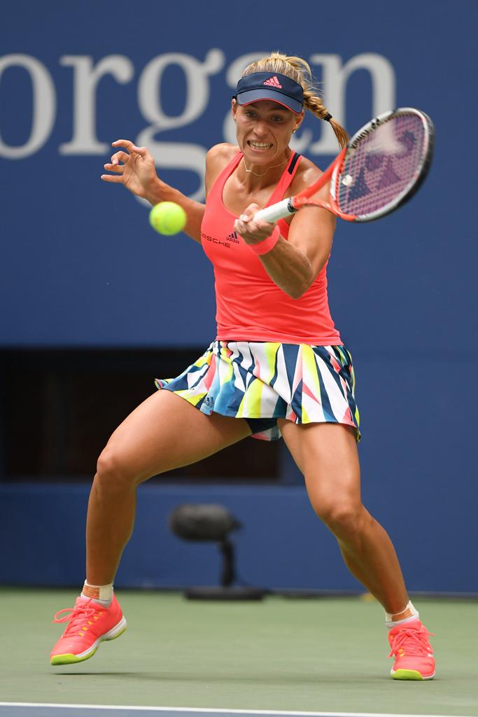 Angelique Kerber U.S. Open Final Adidas Yonex