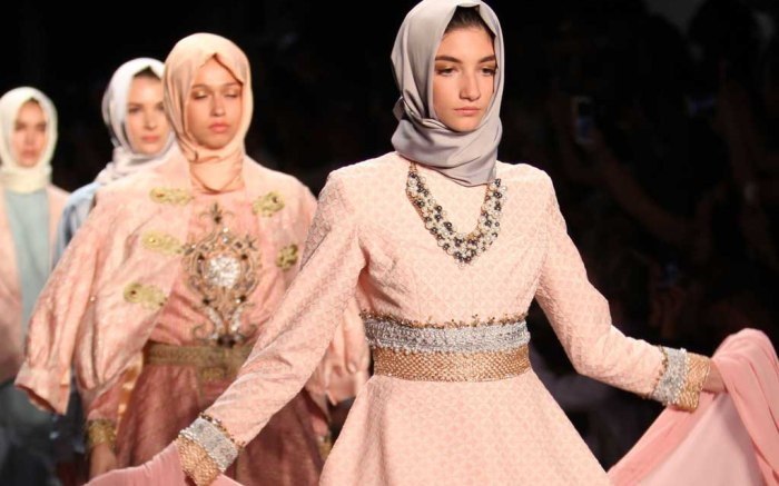 Anniesa Hasibuan hijab nyfw
