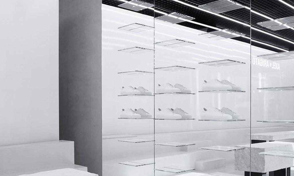 Axel Arigato London Store