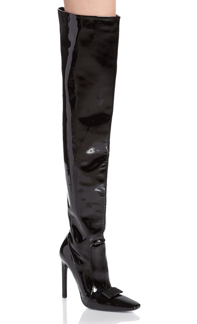 Kylie Jenner Balenciaga Boots