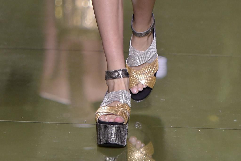 Balmain Spring 2017 Shoes