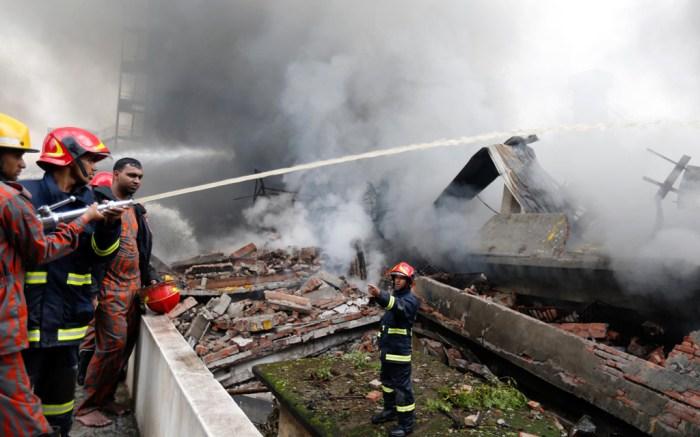 Tampaco Foils Bangladesh factory fire