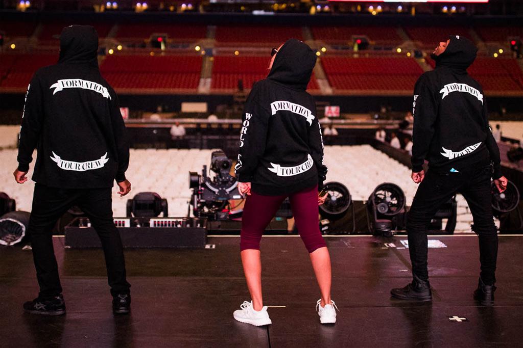 Beyoncé Formation World Tour Shoes Adidas Ultra Boost