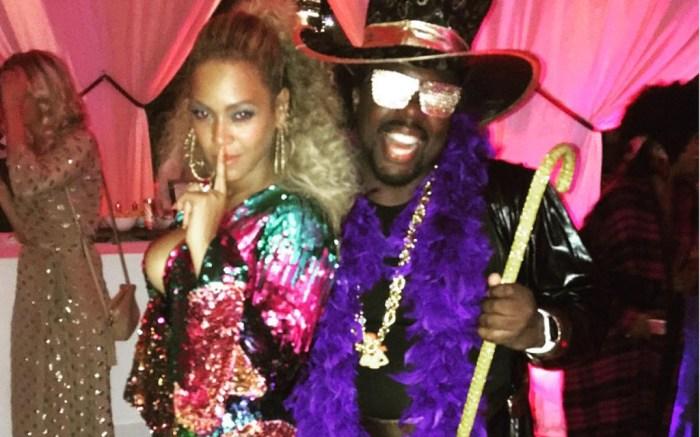 Beyoncé Soul Train Birthday Party