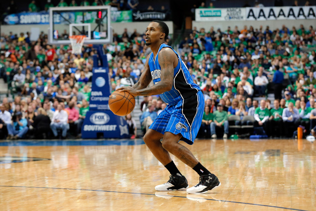 Brandon Jennings Under Armour Curry Two