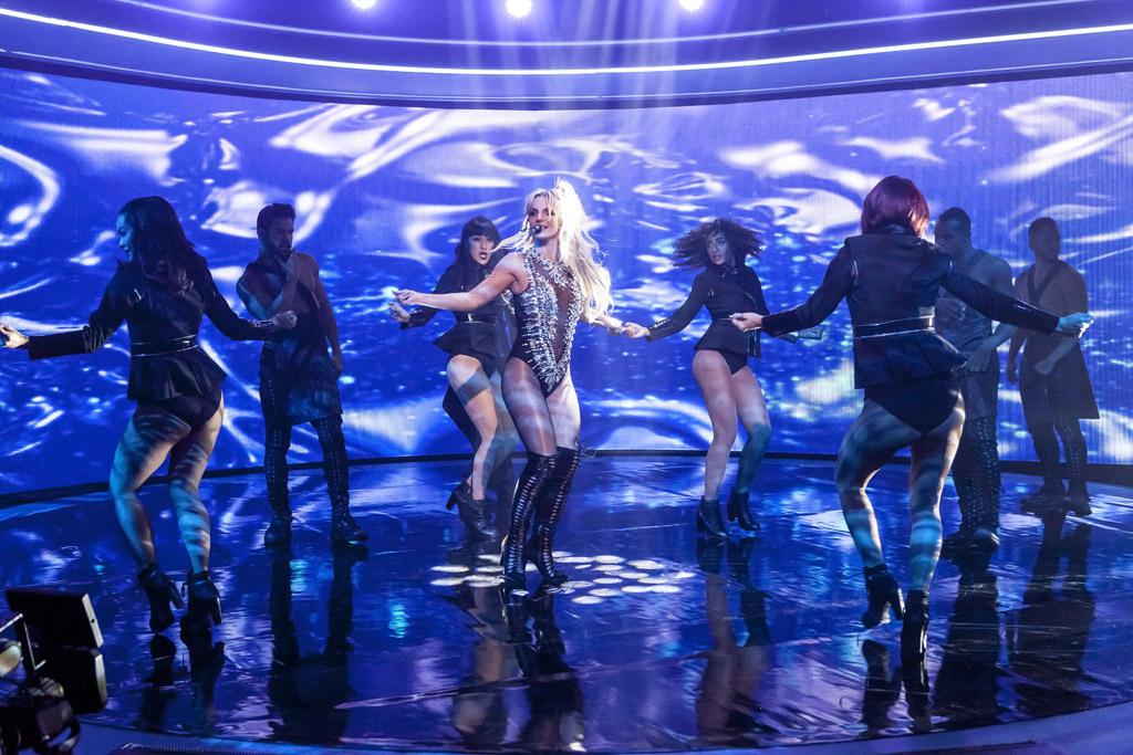 Britney Spears jonathan ross