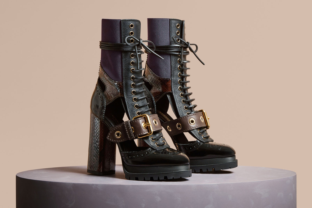 Burberry Fall 2016 Shoes