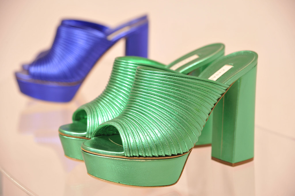 Casadei Spring 2017 Shoes