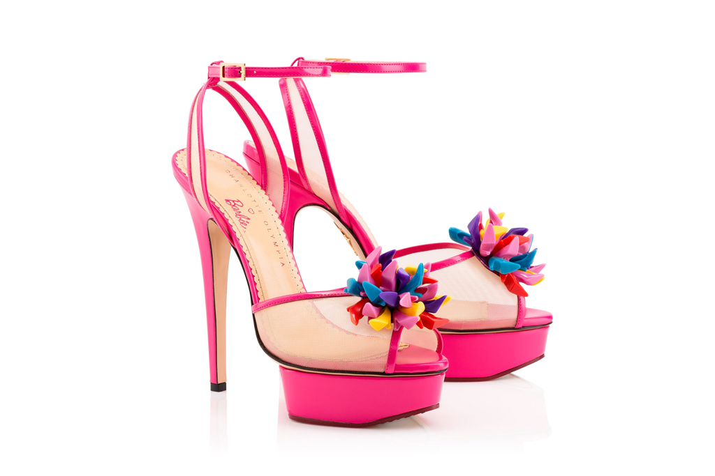 Charlotte Olympia & Barbie Collaboration