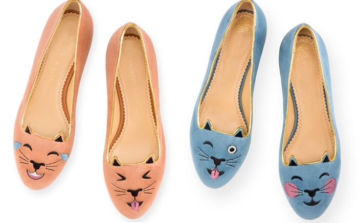 Charlotte Olympia Emoticats Capsule Collection
